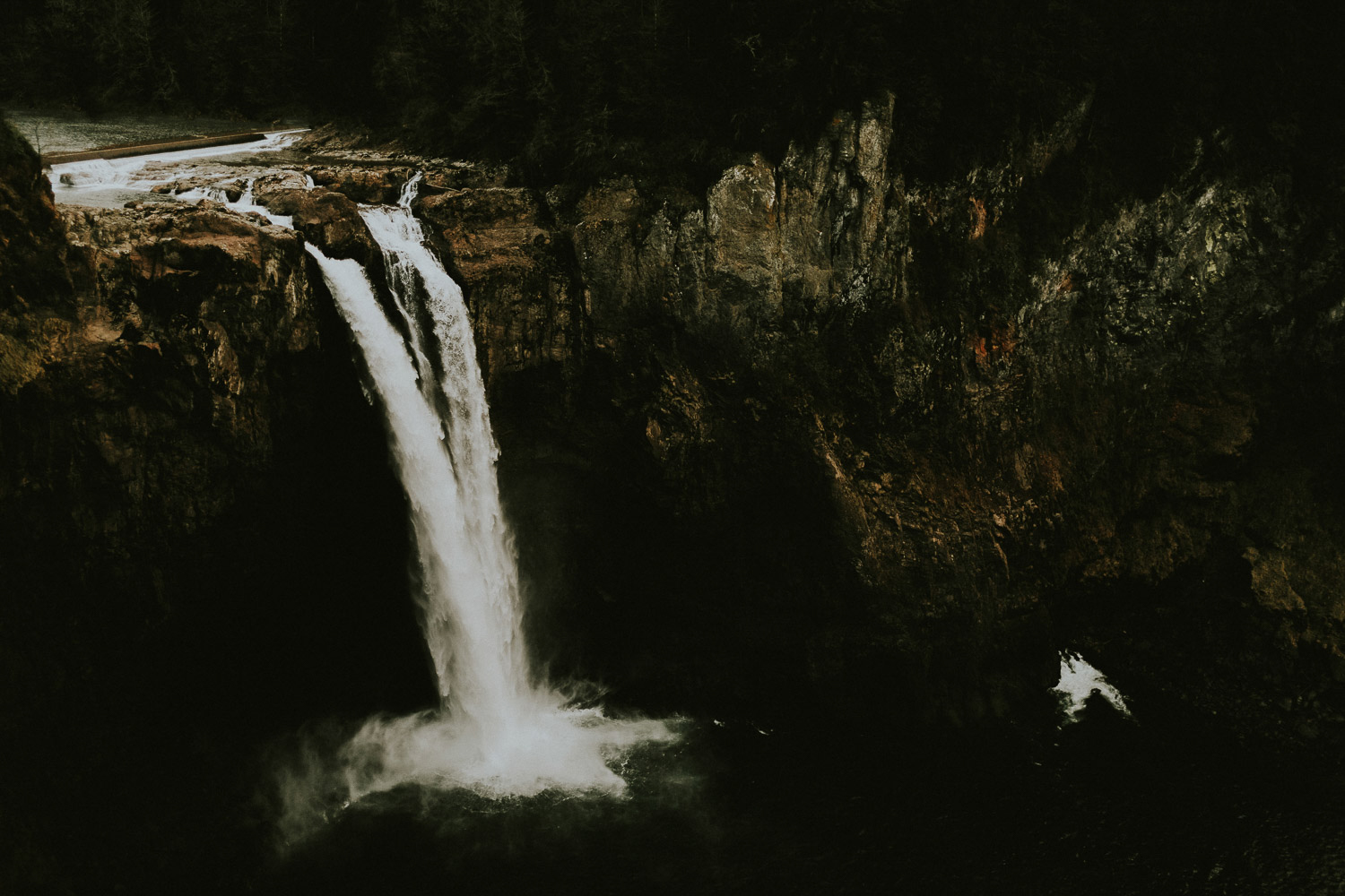 Image of Snoqualmie Falls