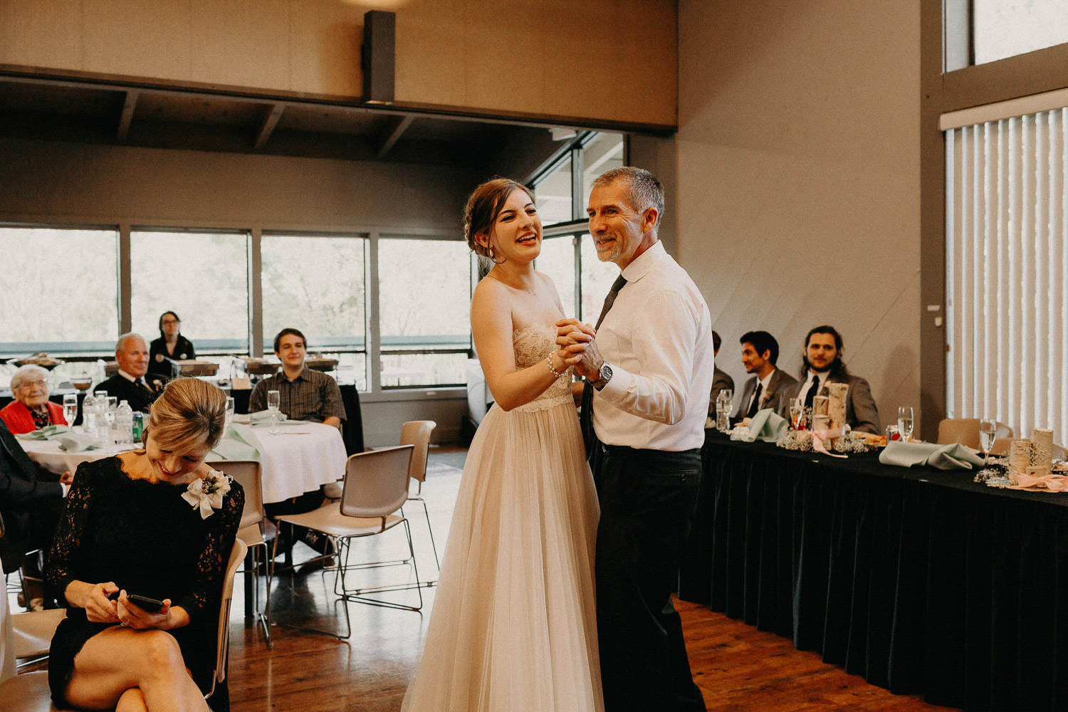 Image of father daughter dance