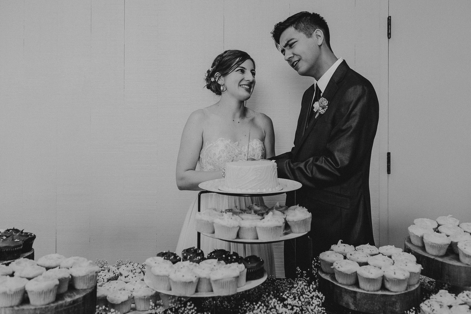 Image of cake cutting