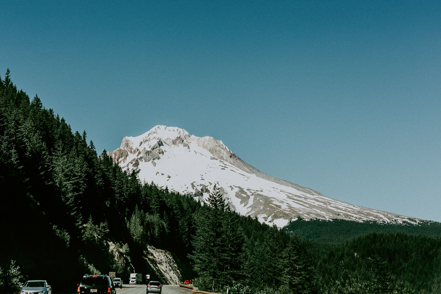 Image of Mt Hood in Portland